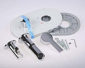 Душевая система A-Glass в установке