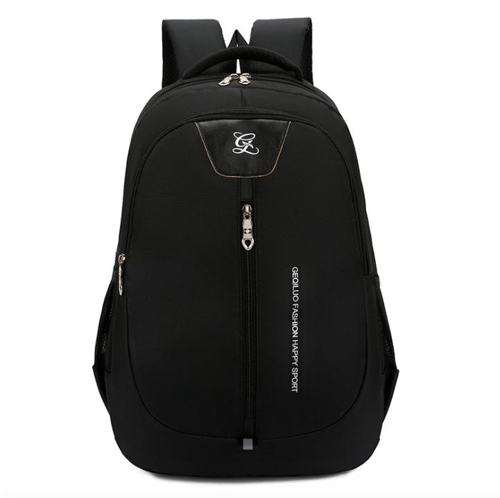 Рюкзак для ноутбука Fashion Sport городской Черный