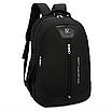 Рюкзак для ноутбука Fashion Sport городской Черный, фото 3