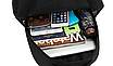 Рюкзак для ноутбука Fashion Sport городской Черный, фото 10