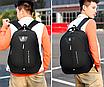 Рюкзак для ноутбука Fashion Sport городской Черный, фото 7