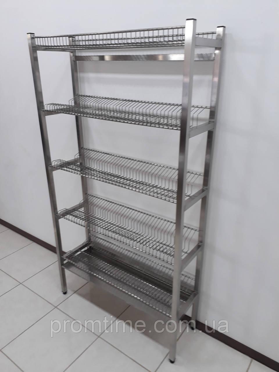 Стеллаж для сушки посуды 1000х320х1800