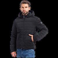 Мужская куртка Finn Flare A17-22042 чёрного цвета