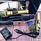 Беспроводной микрофон Shure SH 300G радиосистема микрофонная, фото 2