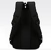 Рюкзак для ноутбука Fashion Sport городской Черный, фото 5