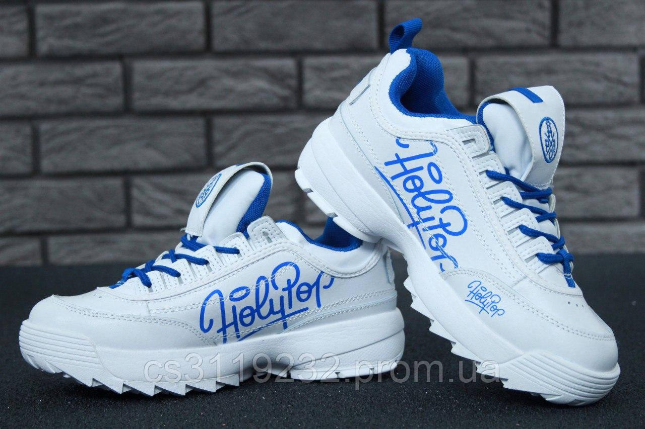 Жіночі кросівки Fila Disruptor Holypop (білі)
