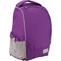Сумка для обуви школьная Kite Education 610S-2 Smart фиолетовая
