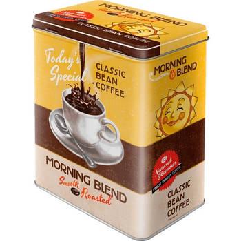 Коробка для хранения Nostalgic-Art Morning Blend L (30116)