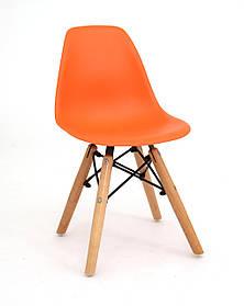 Стул детский Nik Eames kids, оранжевый