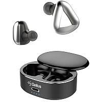 Наушники гарнитура вакуумные Bluetooth Gelius Pro PearlFree GP-HBT020 Silver
