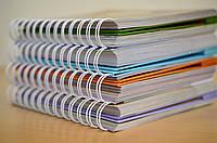 Брошюры А4 на пластиковую или металлическую пружину (цветная печать)