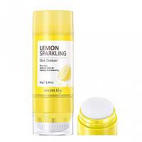 Бальзам для очищения лица в форме стика с экстрактом лимона SECRET KEY LEMON SPARKLING STICK CLEANSER, 38 г