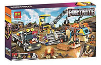 """Конструктор Bela Фортнайт (Fortnite) """"Оборона шахты"""" 11129 (654 деталей)"""