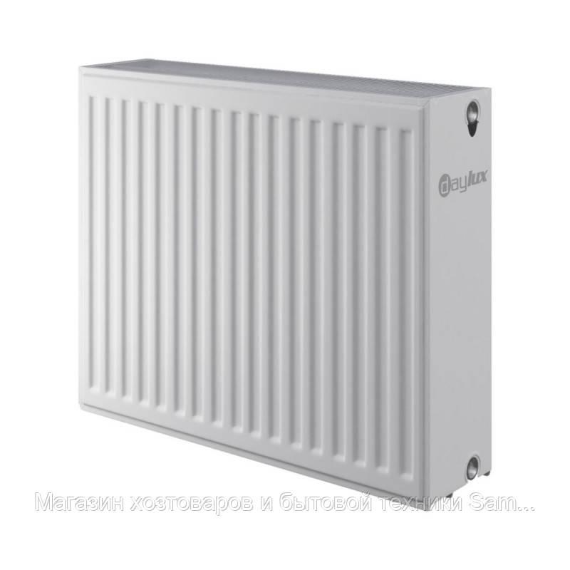 Радиатор стальной Daylux 33-К 300х2200 боковое подключение