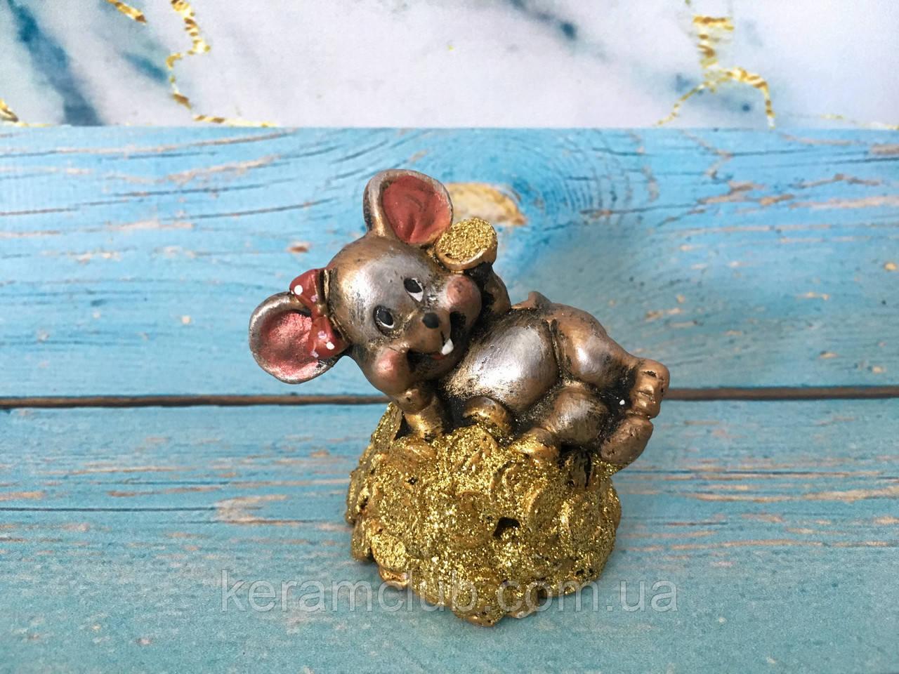 """Сувенир 2020 года """"Маленький мышонок"""""""