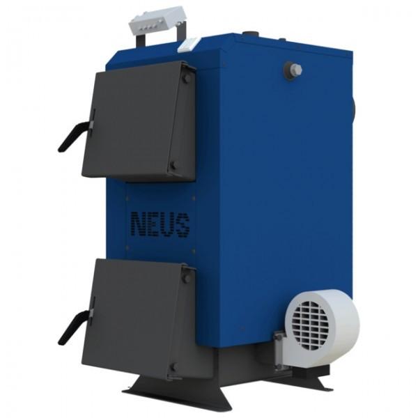 Твердотопливный котел Неус-Эконом 24 кВт автоматика