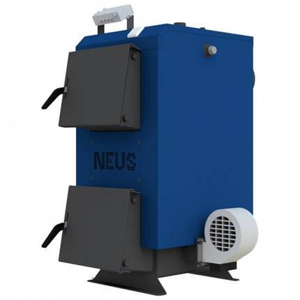 Твердотопливный котел Неус-Эконом 24 кВт автоматика, фото 2