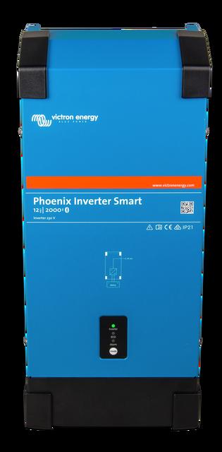Інвертор Phoenix Inverter 24/2000 Smart