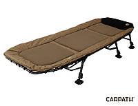 Раскладушка карповая  Delphin GT6 Carpath, фото 1