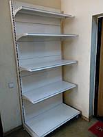 Стеллаж торговый металлический 2350х960х500, 6 полок