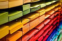 Брошюры А4 на клеевом бесшовном соединении  с плотной обложкой (цветная печать)