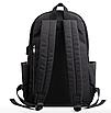 Рюкзак городской для ноутбука Fashion Casual Черный, фото 5