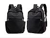 Рюкзак городской для ноутбука Fashion Casual Черный, фото 2