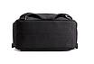 Рюкзак городской для ноутбука Fashion Casual Черный, фото 6