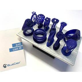 Фотополімер BlueCast CR3A для LCD / DLP 3D принтерів 0,5 л, фото 2