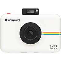 Мгновенная цифровая фотокамера Polaroid Snap Touch (белая), фото 1
