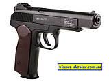 Пневматичний пістолет Gletcher APS Blowback, фото 2