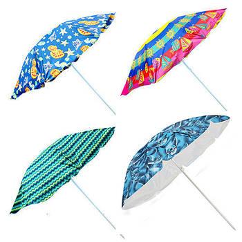 Зонт пляжный STENSON 1.8 м (0037)