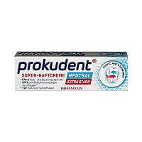 Крем для фиксации зубных протезов Prokudent med Super-Haftcreme neutral.