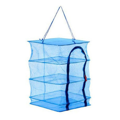 Сетка для сушки рыбы STENSON 30 х 30 х 60 см (23636)