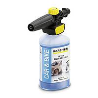 Комплект пенная насадка Karcher + UltraFoam, 1 л