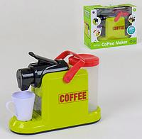 Детская кофеварка на батарейках