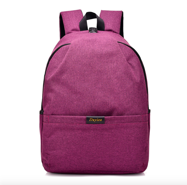Рюкзак городской DZ Фиолетовый