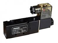 "Пневмораспределитель 4V410-15 DC12V P.T.A.B G1/2"""