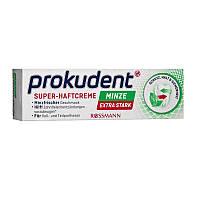 Крем для фиксации зубных протезов Prokudent