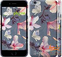 """Чехол для iPhone 6 """" Flowers """""""