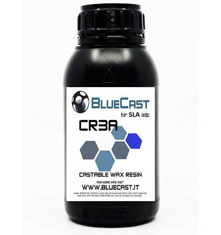 Фотополімер BlueCast CR3A для SLA 3D принтерів 0,5 л, фото 2