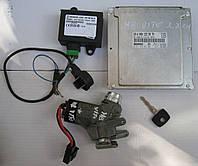 Блок управления двигателем +иммобилайзер+ ключ 638 CDI