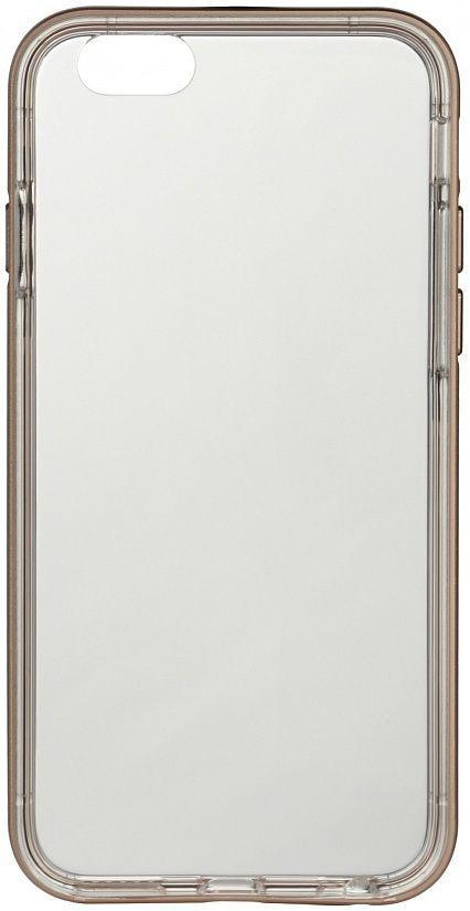 Бампер TOTO Aluminum +TPU bumper case iPhone 5/5s Gold