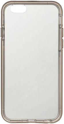 Бампер TOTO Aluminum +TPU bumper case iPhone 5/5s Gold, фото 2