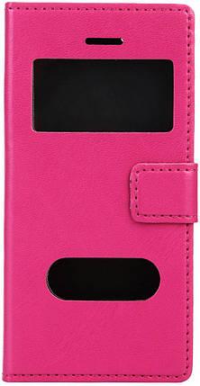 Чехол-книжка TOTO TPU material case iPhone 5/5S Pink, фото 2