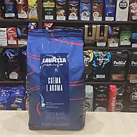 Кофе в зернах Lavazza Espresso Crema e Aroma Blue