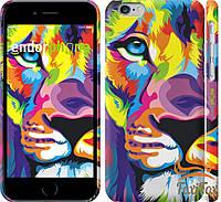 "Чехол для iPhone 6 "" Лев """