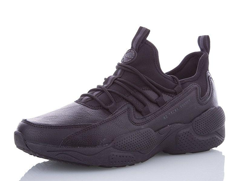 Мужские кроссовки BaaS чёрные