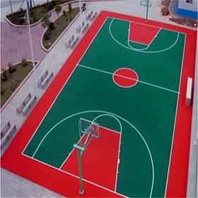 Баскетбольное  поле под ключ