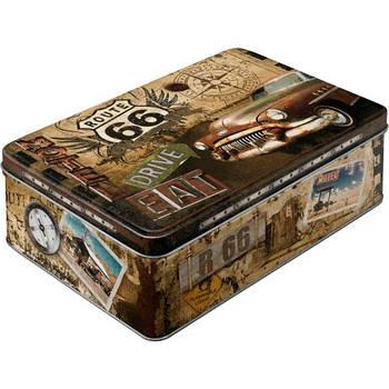 Коробка для хранения Nostalgic-Art Route 66 Road Trip